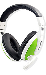 Kubite T-155 Hoofdtelefoons (hoofdband)ForComputerWithmet microfoon / Gaming