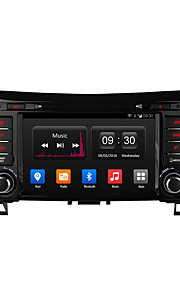 """Ownice 8 """"1024 * 600 16g rom android 4.4 quad core auto dvd speler gps-radio voor Qashqai / x-trail ondersteuning nissan DAB +"""