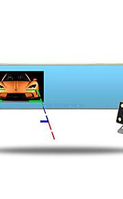 x10 kørsel optager før og efter dobbelt rekord hd 1080p nattesyn dobbelt linse drev optager