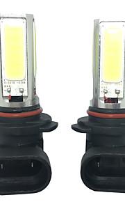 2pcs golf 6 ha condotto la lampada della nebbia magotan lampada principale della nebbia Sagitar lampada principale della nebbia 9006 40w