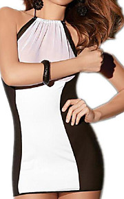 Women Chemises & Gowns / Ultra Sexy Nightwear,Polyester