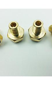 gran válvula de la cavidad central de conversión de conversión neumático inflado de neumáticos casquillo de la cabeza