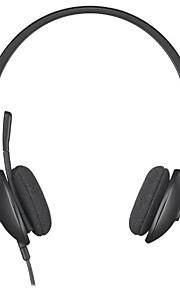 Logitech H340 Høretelefoner (Pandebånd)ForComputerWithFM Radio