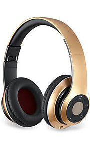 Wireless Bluetooth 4.0 Stereo Headphones Built-in Mic Handsfree for Calls and Music Headset