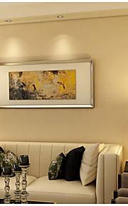 Damas / Rayure / Solide Fond d'écran pour la maison Contemporain Revêtement , PVC/Vinyl Matériel adhésif requis fond d'écran , Chambre