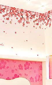 Dyr / Botanisk / Still Life Wall Stickers Fly vægklistermærker Dekorative Mur Klistermærker,PVC MaterialeKan genpositioneres / Kan