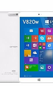 ONDA V820w Android 4.4 / Windows 10 Tablet RAM 2GB ROM 32GB 8 Inch 1280*800 Quad Core