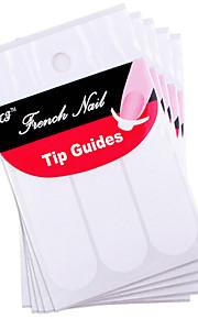5pcs Nagel-Kunst-Aufkleber Nail Schmuck / 3D Nails Nagelaufkleber lieblich Make-up kosmetische Nail Art Design