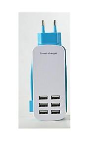 PINGLE Con filo Others USB multi-function socket Rosso / Verde / Blu