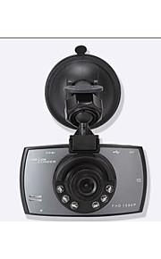 """Koonlung 4,3"""" Syntec TF-kort Sort Bil Kamera"""