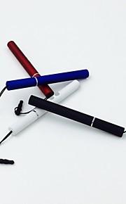laser mince stylo enseignement laser rouge et blanc pointeur laser stylo - 3 piles bouton avec broche de la prise d'écouteur