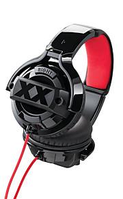 Beevo HA-MR55X Hoofdtelefoons (hoofdband)ForMediaspeler/tablet / Mobiele telefoon / ComputerWithmet microfoon / DJ / Volume Controle /