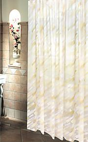 Современный PEVA 1.8*1.8M  -  Высокое качество Шторка для ванной