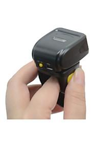 ring endimensional laser stregkode scanner (scanningshastighed 100 linie / sekund)