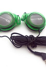 Neutral Product NINTENDO DS Hoofdtelefoons (hoofdband)ForMediaspeler/tablet / Mobiele telefoon / ComputerWithmet microfoon / DJ / Volume