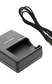 lc-E5E lader met eu-lader kabel voor canon LPE5 camera batterij