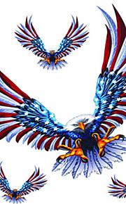 la porta cappuccio pezzi autoadesivi della decorazione del corpo del pneumatico american eagle aquila adesivo insieme R409