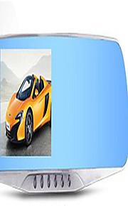 Fabriek-OEM 4,3 inch Allwinner / novatek TF-kaart Zwart Auto Camera