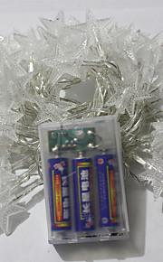 휴일 파티 결혼식을위한 1 개 400 만 20led 문자열 조명 크리스마스 조명을 주도