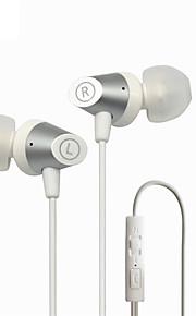 Neutral Product M6 Hoofdtelefoons (hoofdband)ForMediaspeler/tablet / Mobiele telefoon / ComputerWithmet microfoon / DJ / Volume Controle