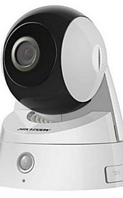 Hikvision cmos ds-2cd2q10fd-iw dag en nacht dome netwerkcamera 1MP / 3d ip camera