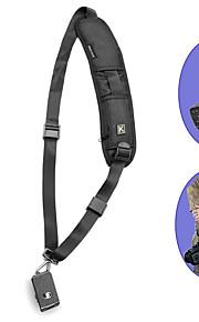 quick enkele schouder camera sling riem voor canon nikon sony slr-camera's