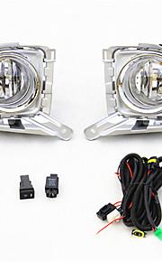 12-15 rand brutale Luze anteriore lampada fendinebbia nebbia montaggio LC200 alogena luce della lampada gialla nebbia insieme della