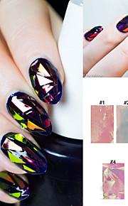 1PCS Nagel-Kunst-Aufkleber Folie Stripping Band Make-up kosmetische Nail Art Design