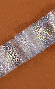 1pcs Nagel-Kunst-Aufkleber Nail Schmuck / 3D Nails Nagelaufkleber Blume Make-up kosmetische Nail Art Design