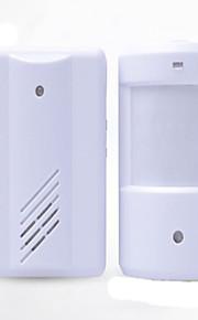 # Plastik Ikke-visuelle doorbell Trådløs dørklokken Systems