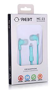 Neutral Product MC-23 Hoofdtelefoons (hoofdband)ForMediaspeler/tablet / Mobiele telefoon / ComputerWithmet microfoon / DJ / Volume