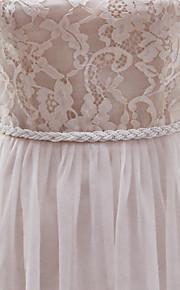 Satin Mariage / Fête/Soirée / Quotidien Ceinture-Imitation de perle Femme 250cm Imitation de perle