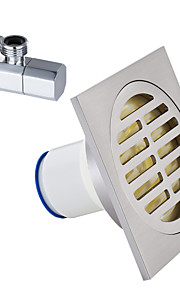 Tilbehørssett til badeværelset / Krom12*11*8.5 /Messing /Moderne /12 11 0.55