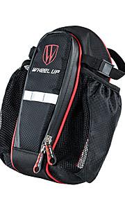 ROCKBROS® Bike Bag 5LPyörän satulalaukkuVedenkestävä / Nopea kuivuminen / Sateen kestävä / Sateenkestävä vetoketju / Pölynkestävä /
