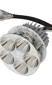 Jiawen 10w dc 12v whitebule lys lysdioder energibesparende motorcykel forlygte