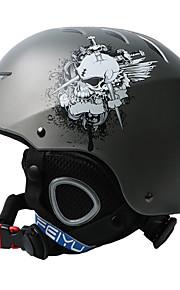 Unisex Casco M: 55-58CM / S: 52-55CM Deportes CE EN 1077 Deportes de Nieve / Deportes de Invierno / Esquí / Snowboard EPS / ABS