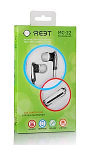 Neutral Product MC-22 Hoofdtelefoons (hoofdband)ForMediaspeler/tablet / Mobiele telefoon / ComputerWithmet microfoon / DJ / Volume