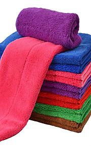dobbelt lag komposit håndklæde koral håndklæde håndklæde vask håndklæde vandhastighed tør 40 * 60