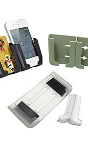 ziqiao universele glijden verstelbare autohouder beugel mobiele telefoon mount houder navigatie frame voor mobiele telefoon gps