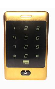 metal standalone røre tastaturet adgangskode 125khz RFID dør adgangskontrol