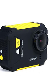 SD-01 Actiecamera / Sportcamera 14MP 3264 x 2448 WIFI / Waterbestendig / Verstelbaar / Draadloos 30fps 4X ± 2EV 1.5 CMOS 32 GB H.264