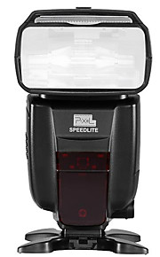 PIXEL® X800Cflash light with s1s2 led flash general high-speed TTL for Canon cameras