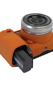 SLR-Hoes- voorSony-Eén-schouder- metStofbestendig-Wit Zwart Roze Bruin