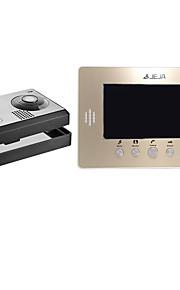 800*400 90 CMOS Dørklokke System Tilkoblet Flerfamiliehuse video dørklokken