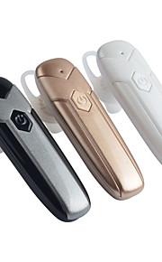 auriculares b25 tiempo de conversación de ultra-larga 16-24 horas bluetooth (con gancho) para teléfono móvil con los deportes de control