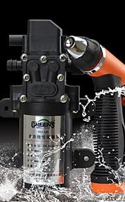 greens bil / home vask sprøjte&8m pipe 12v 96W vandpumpe bærbare høj presure cleanning udstyr sæt