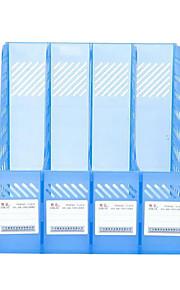 צרכי משרד בר מסגרת פלסטיק שקוף ארבעה בר קובץ ארבעה מסגרת ניהול מסמכים