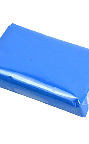 magic ler bar til bil og lastbil auto detaljer renere bil vaskemaskine bug og tjære remover 150g blå