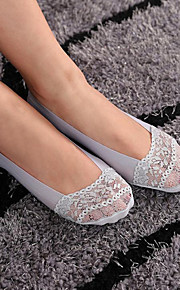 Women Thin Socks,Lace Ice Silk