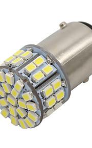 10x hvid 50smd 1206 førte T25 1157 bay15d bremse stopsignal lys lampe pærer ny